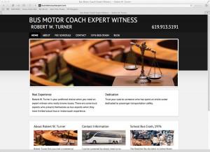 Bus Motor Coach Expert Website