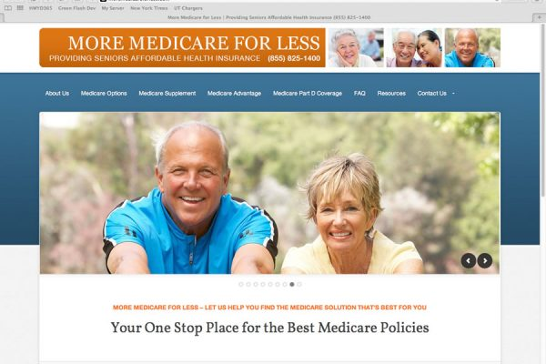 More Medicare for Less