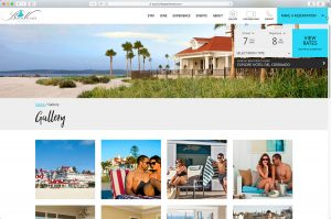 Beach Village at the Del Gallery Photo Page