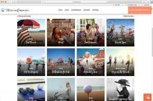The Hotel del Coronado Events/Calendar Page
