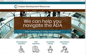 Casper Development home page